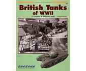 Szczegóły książki BRITISH TANKS OF WWII (1) FRANCE & BELGIUM 1944 (ARMOR AT WAR SERIES 7027)