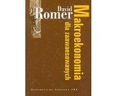 Szczegóły książki MAKROEKONOMIA DLA ZAAWANSOWANYCH + ROZWIĄZYWANIE PROBLEMÓW