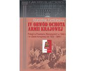 Szczegóły książki IV OBWÓD OCHOTA ARMII KRAJOWEJ