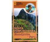 Szczegóły książki BLONDYNKA W PERU