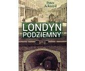 Szczegóły książki LONDYN PODZIEMNY