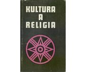 Szczegóły książki KULTURA A RELIGIA