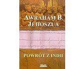 Szczegóły książki POWRÓT Z INDII
