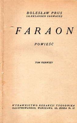 FARAON - 3 TOMY