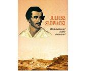 Szczegóły książki JULIUSZ SŁOWACKI. WIELOKULTUROWE ŹRÓDŁA TWÓRCZOŚCI