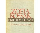 Szczegóły książki DZIEDZICTWO - 3 TOMY