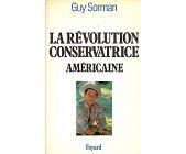 Szczegóły książki LA RÉVOLUTION CONSERVATRICE AMÉRICAINE
