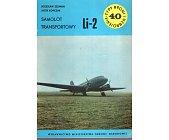 Szczegóły książki SAMOLOT TRANSPORTOWY LI-2