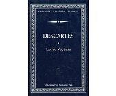 Szczegóły książki LIST DO VOETIUSA
