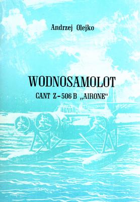 "WODNOSAMOLOT CANT Z-506 B ""AIRONE"""