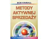 Szczegóły książki METODY AKTYWNEJ SPRZEDAŻY