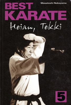 BEST KARATE - TOM 5 - HEIAN, TEKKI