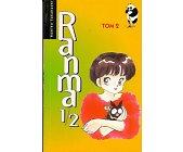 Szczegóły książki RANMA 1/2 - TOM 2