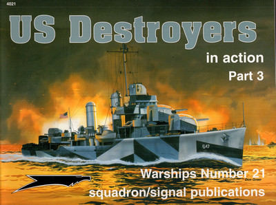 US DESTROYERS IN ACTION, PART 3