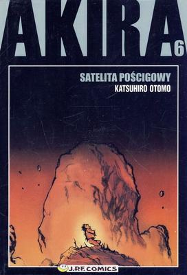 AKIRA (6) - SATELITA POŚCIGOWY