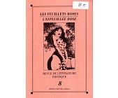 Szczegóły książki LES FEUILLETS ROSES (8)