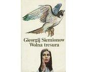 Szczegóły książki WOLNA TRESURA