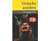 Szczegóły książki GRZECHY ANIOŁÓW