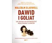 Szczegóły książki DAWID I GOLIAT