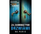Szczegóły książki ZA ZAMKNIĘTYMI DRZWIAMI