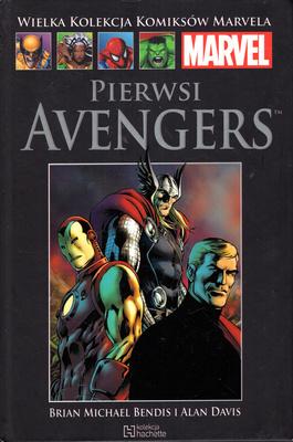 PIERWSI AVENGERS (MARVEL 74)