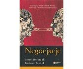 Szczegóły książki NEGOCJACJE