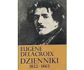 Szczegóły książki DZIENNIKI 1822 - 1863 - 2 TOMY