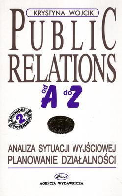 PUBLIC RELATIONS OD A DO Z (2 TOMY)