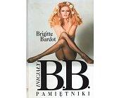 Szczegóły książki INICJAŁY B. B. - PAMIĘTNIKI