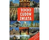 Szczegóły książki 1000 CUDÓW ŚWIATA
