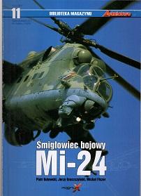 ŚMIGLOWIEC BOJOWY MI-24