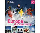 Szczegóły książki EUROPA DLA NARCIARZY