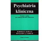Szczegóły książki PSYCHIATRIA KLINICZNA