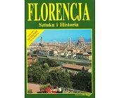 Szczegóły książki FLORENCJA. SZTUKA I HISTORIA
