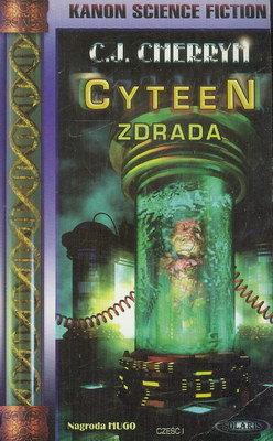 CYTEEN  - 3 TOMY