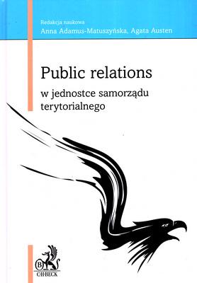 PUBLIC RELATIONS W JEDNOSTCE SAMORZĄDU TERYTORIALNEGO