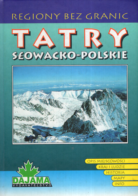 TATRY SŁOWACKO-POLSKIE