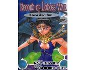 Szczegóły książki RECORD OF LODOSS WAR - 2 - SZARA WIEDŹMA