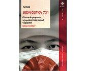 Szczegóły książki JEDNOSTKA 731