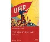 Szczegóły książki THE SPANISH CIVIL WAR (OSPREY PUBLISHING)