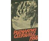 Szczegóły książki POZNAŃSKI CZERWIEC 1956