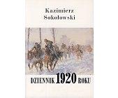 Szczegóły książki DZIENNIK 1920 ROKU