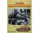 Szczegóły książki ARMOR OF THE DEUTSCHES AFRIKAKORPS (ARMOR AT WAR SERIES 7021)
