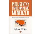 Szczegóły książki INTELIGENTNY EMOCJONALNIE MENEDŻER