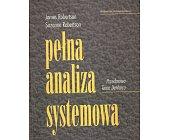 Szczegóły książki PEŁNA ANALIZA SYSTEMOWA