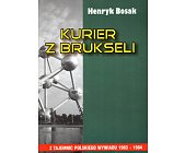 Szczegóły książki KURIER Z BRUKSELI
