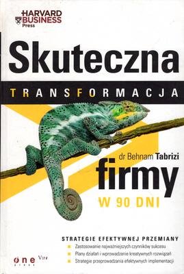 SKUTECZNA TRANSFORMACJA FIRMY W 90 DNI