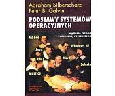 Szczegóły książki PODSTAWY SYSTEMÓW OPERACYJNYCH