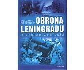 Szczegóły książki OBRONA LENINGRADU
