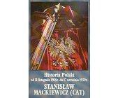 Szczegóły książki HISTORIA POLSKI OD 11 LISTOPADA 1918 R. DO 17 WRZEŚNIA 1939 R.